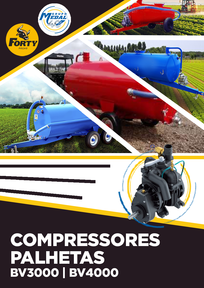 Compressores Palhetas